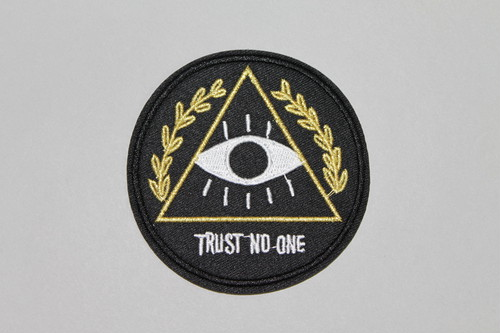 """ TRUST NO ONE ""  PATCH"