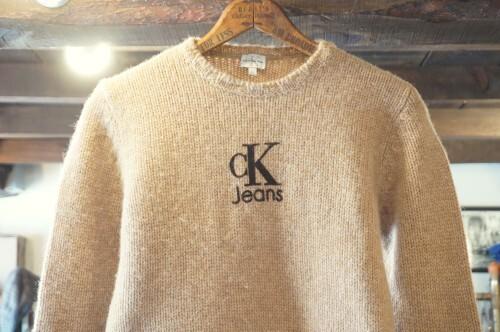90's Calvin Klein Jeans logo Sweater
