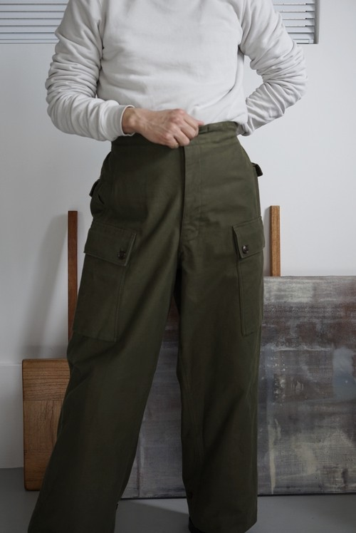 Netherlands Military - K.L. Seyntex Military Pants