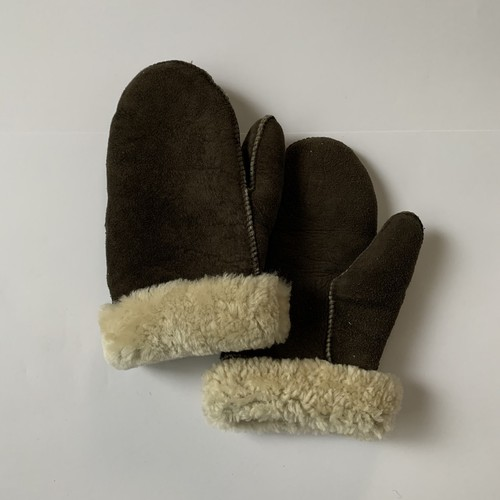 Used Mouton Mittens _01(ムートングローブ)