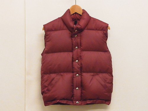 CRESCENT DOWN WORKS/ITALIAN VEST/US.LINE