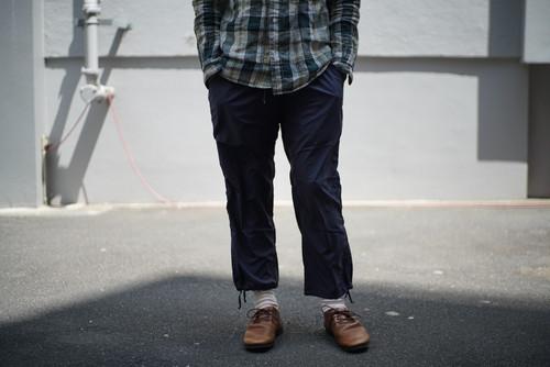 MOUNTAIN EQUIPMENT / Puckering Pants