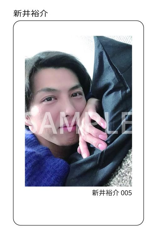 男劇団 青山表参道X 5th Fan Event 37card(新井 裕介)