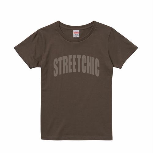 【送料無料】Impress T-shirt[CHARCOAL]StreetChic