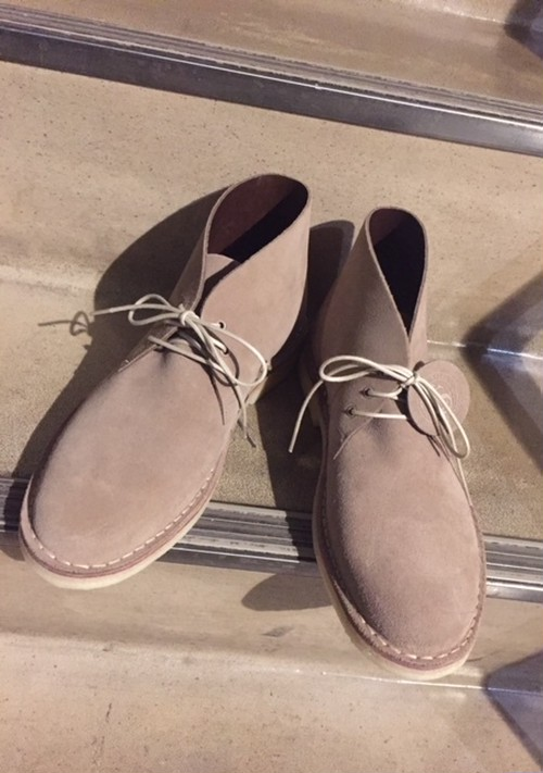 "CROWN SHOES    ""DESERT BOOTS"""
