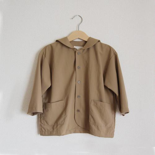 SWOON(スーン)/ セーラーカラージャケット / beige / S~XL