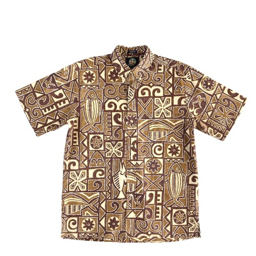 USEDアロハシャツ レインスプーナー  / size M / TAPA