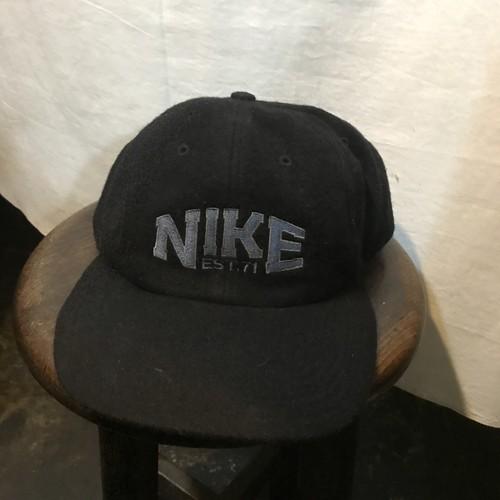 NIKE ナイキ ウールパネルキャップ フリーサイズ