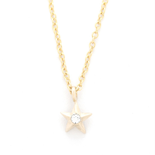 Firststar necklace (Gold)