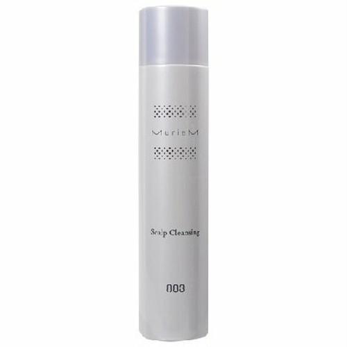 ミュリアム 薬用スカルプ炭酸クレンジング 250g