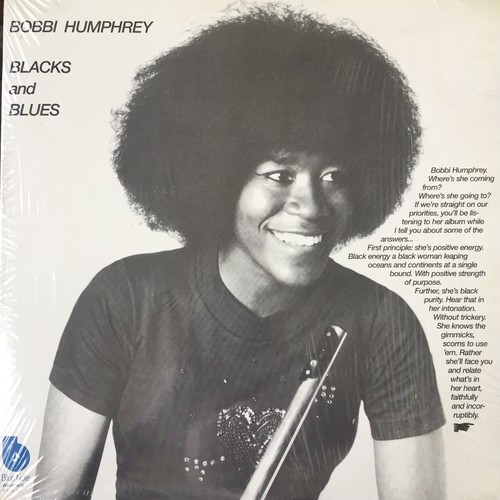 Bobbi Humphrey ‎– Blacks And Blues