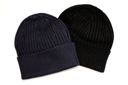 Harriss Silk Knit Cap