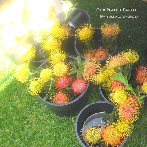 "CD ""Our Planet Earth"""