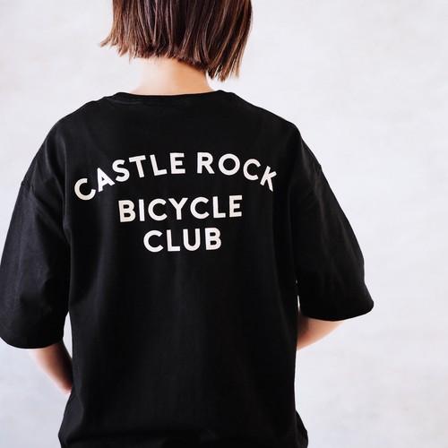 ドロップショルダー CBC LOGO TEE / Back(Tシャツ)