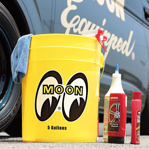 カーアクセサリー MOONEYES/ムーンアイズ 5ガロンバケツ・洗車