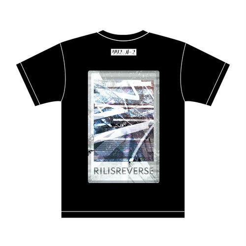 リリスリ|バックプリントTシャツ