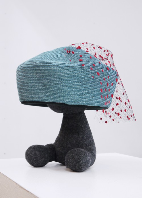 [ Wonder woo ]  BERET/color:BL