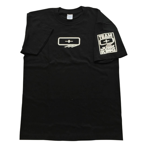 × JUNKKING T-Shirts (Black)