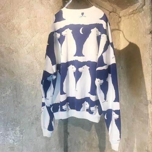 MICHIGAN LAG Multi Print Sweat Shirt