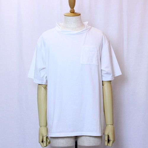 "NAPRON(ナプロン) ""DOUBLE NECK T-SHIRT"""