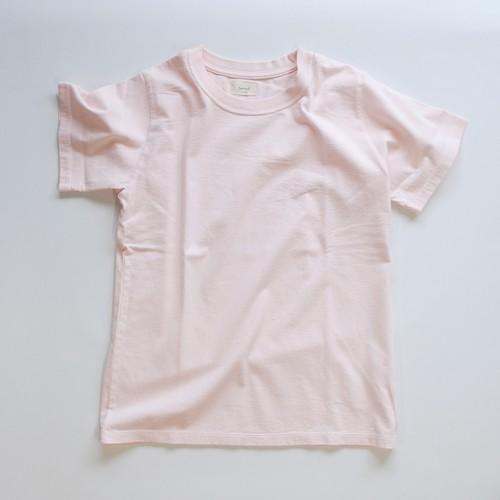 Women's 製品染めクルーネックTシャツ
