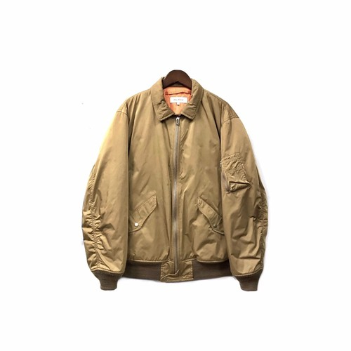 VAINL ARCHIVE - Flight Jacket (size - L) ¥28000+tax → ¥19600+tax