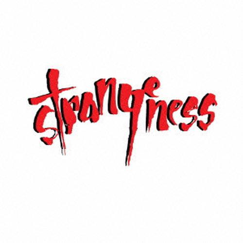 STRANGENESS / STRANGENESS(STUDIOORANGE缶バッジ付)