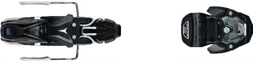 18/19 ATOMIC WARDEN MNC 11 black/black ブレーキ幅100mm