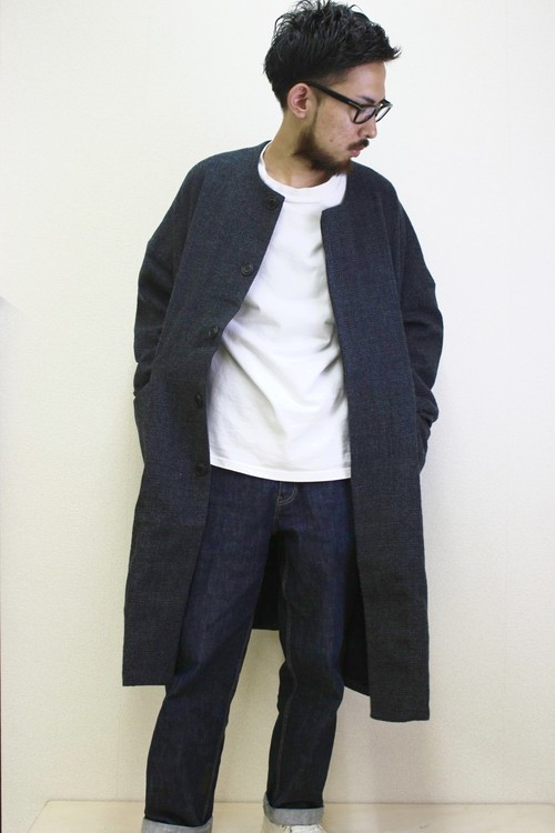 SETTO - PORTE COAT - GRAY