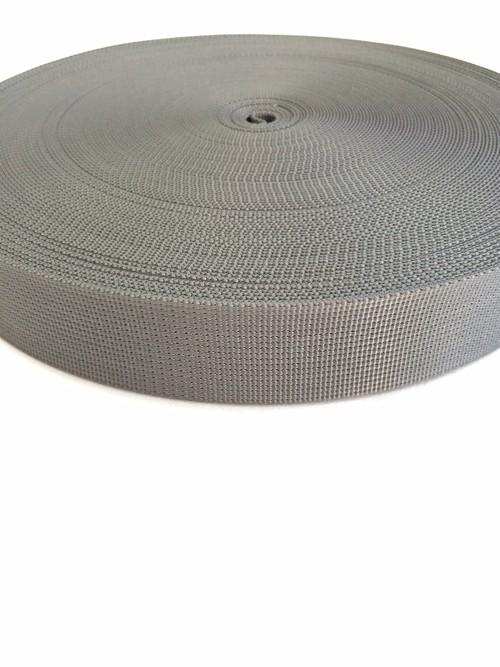 ナイロンテープ  12本トジ織  38mm幅  1.5mm厚 カラー(黒以外) 1m