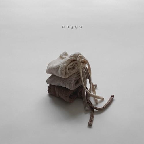『翌朝発送』fondue leggings〈anggo〉