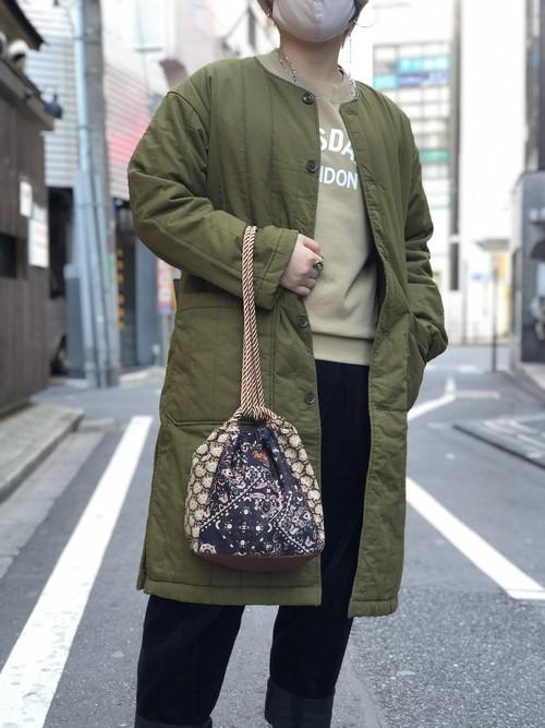 【 MONT KEMMEL 】QUILTED COAT