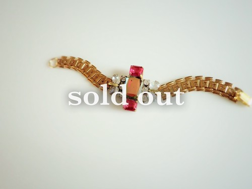 vintage bracelet star bijou <LMT-STR4>