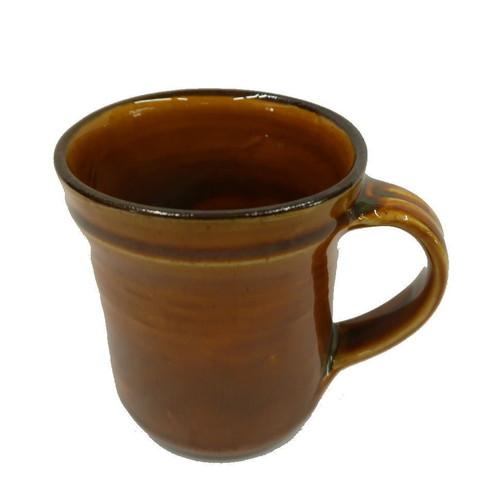 小鹿田焼 マグカップ飴色 坂本浩二窯