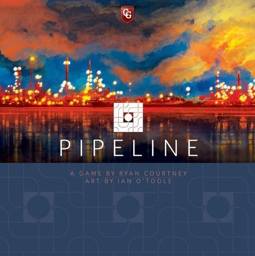 (予約商品 2020年1月-2月入荷予定)パイプライン(Pipe Line) 日本語ルール付き