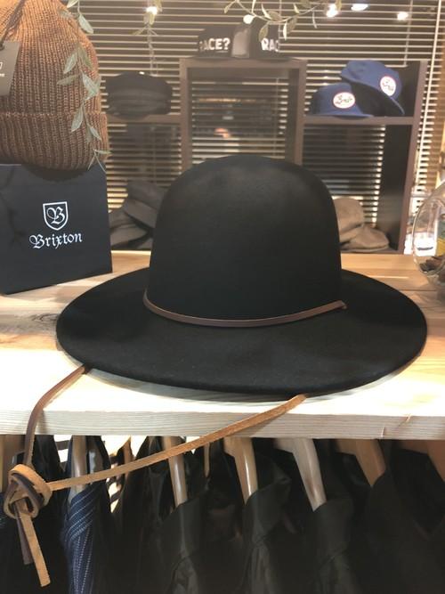 BRIXTON TILLER HAT  black M