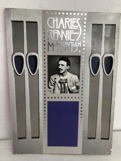 80's Charles rennie Mackintosh