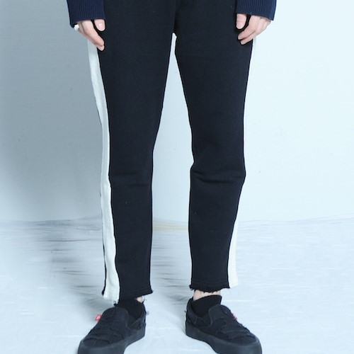 "VIRGO / ヴァルゴ | 【SALE!!!】 "" NY SIDE LINE SWEAT PANTS """
