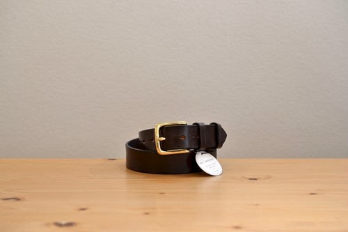 M.F SUDDLERY - 1.25 Inch Suddle Leather Belt