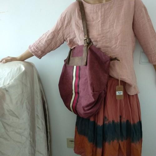 Canvas Handbag Vintage Casual Bag Handbag Bag Message Shoulder Bag カジュアル ショルダーバッグ ハンドバッグ ビンテージ (YYB99-3705648)