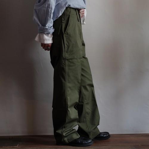 N.O.S British Military Pants / ミリタリー ファティーグ パンツ