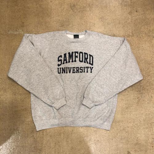 Samford University Sweat Crew Neck ¥5,600+tax