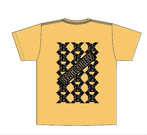 BEAGLE CREW Tシャツ(イエロー)