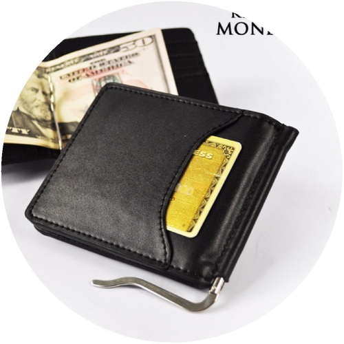 MONEYCLIP Black