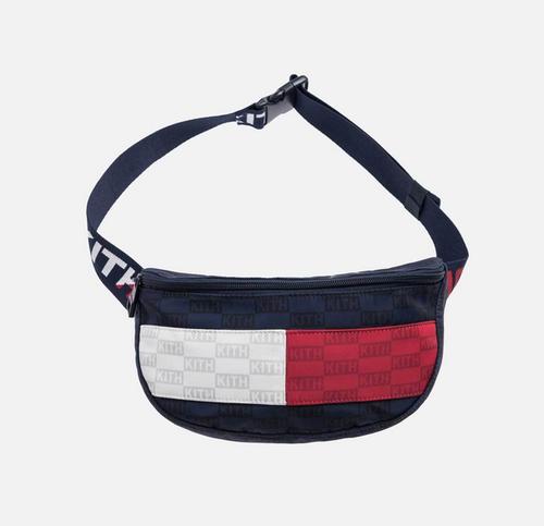 Kith x Tommy Hilfiger Badge Cross Body Bag