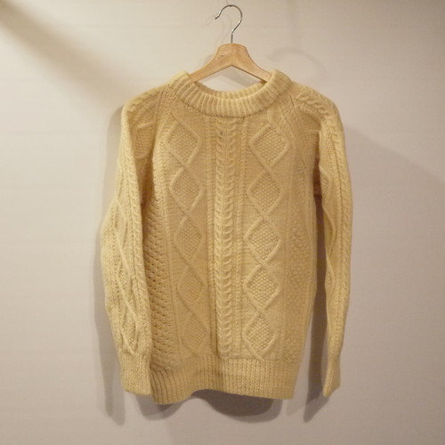PREMER Fisherman sweater