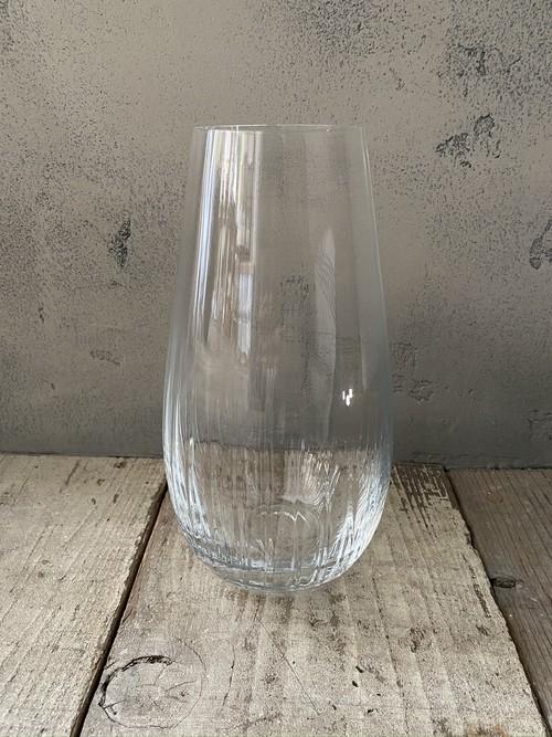 クリアガラスベース ドロップ型(ロング) [BC97]