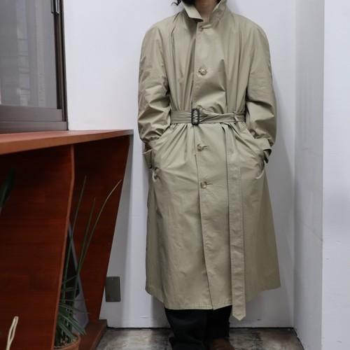 80's Brooks Brothers balmacaan coat
