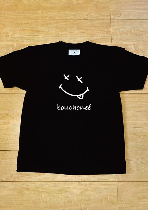 ブショネ / T-Shirt (Black) / 5.6オンス ヘビーウェイト