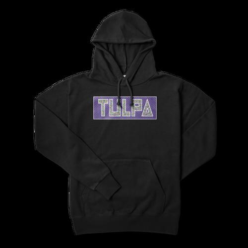 TULPA ロゴ ろぼくま紫